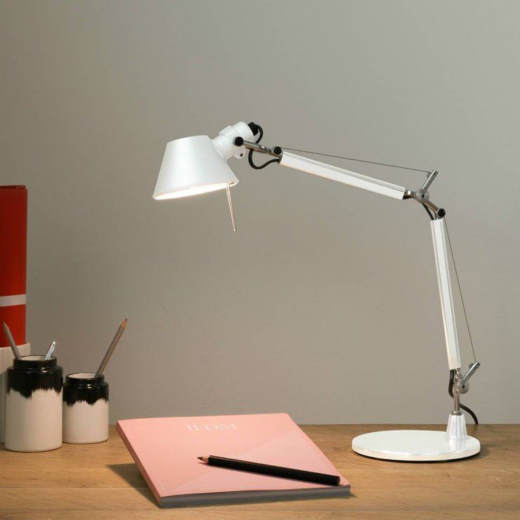 Tolomeo Micro Body and Base black